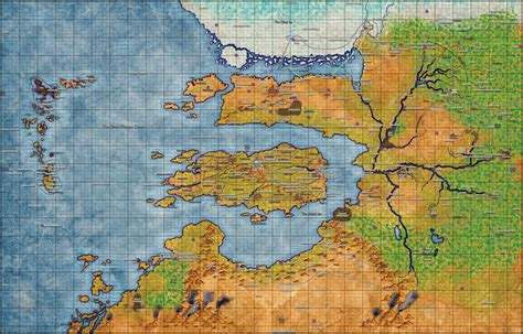 map creation exalted tales and recreation musings and tales from the