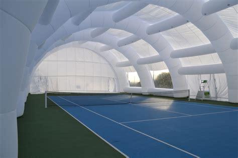 capannoni gonfiabili coperture per impianti sportivi tendenze prodotti nuove