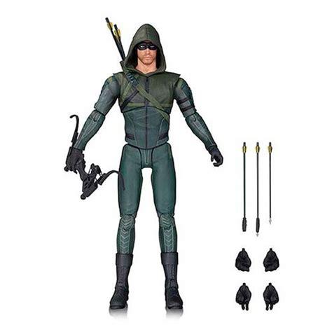 Dc Collectibles Arrow Tv Series Arsenal Arrow Tv Series Season 3 Figure Arrow