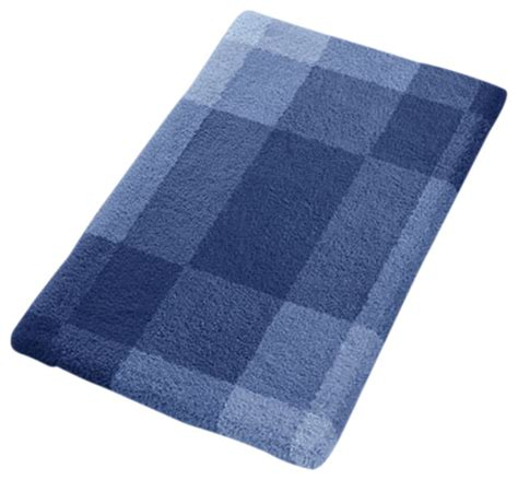 blue bathroom rug blue bathroom rugs mix contemporary bath mats by