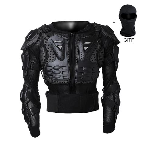 Hoodie Jaket Sweater Armour Keren 1 cheap functional motorcycle racing armor protector motocross road protection jacket