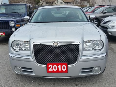 2010 Chrysler 300 Gas Mileage by 2010 Chrysler 300 Limited Awd On Sale Scarborough