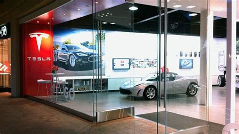 Fashion Island Tesla Tesla Motors Sets June 22 2012 As The Inaugural Day For