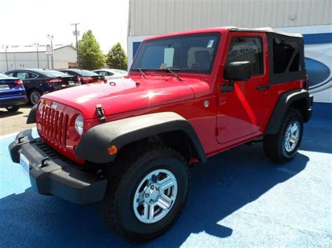 Used Jeep Wrangler For Sale In Md Used Jeep Wrangler For Sale Baltimore Md Cargurus