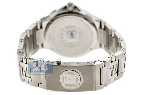 Dual Time Zip Code By Fendi by Fendi High Speed Dual Time Mens F477160