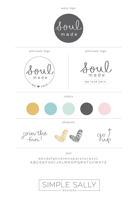 simple logo designs for small businesses soulmade