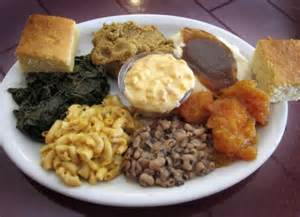 soul food for thanksgiving everything but the turkey