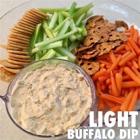 light buffalo chicken dip light buffalo dip