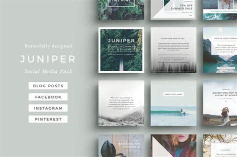 jov design instagram social media templates juniper