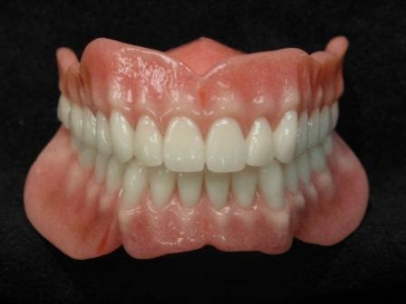 Picture Of Dentures