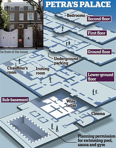 Kensington Palace Floor Plan bernie ecclestone i m working till i drop to pay for my