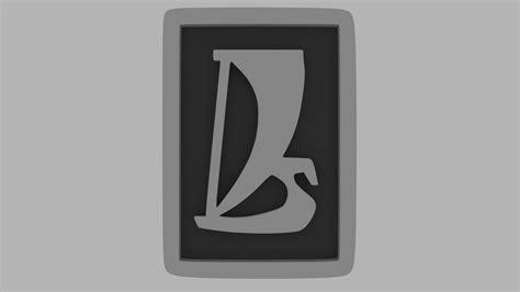 lada logo lada logo 3d model obj blend dae cgtrader