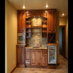 Basement Wet Bar Designs Natural Birch Wet Bar Cabinetry Home Bar Design