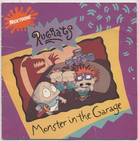 In The Garage Rugrats rugrats usa