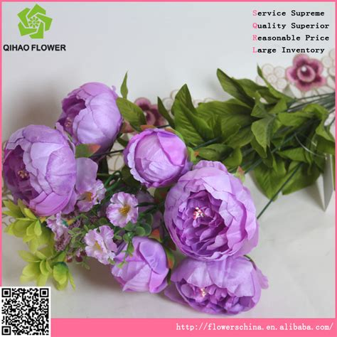 Find Silky Smooth Floral Scented by Artificial Wing Peony Flower With Fragrance Silk Handmade