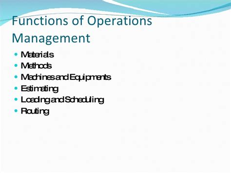 layout design definition in operations management production operations management