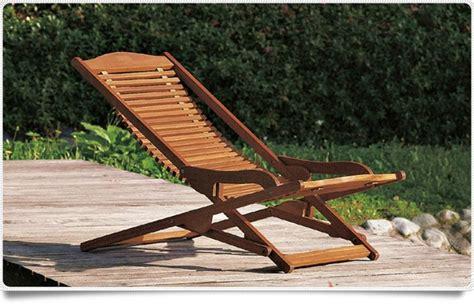 sedia sdraio da giardino sdraio da giardino mobili giardino