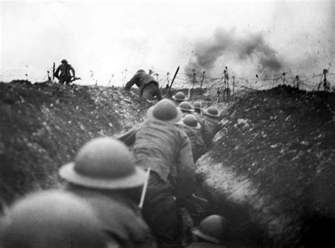 Great Photography by Photographers On The Front Lines Of The Great War The