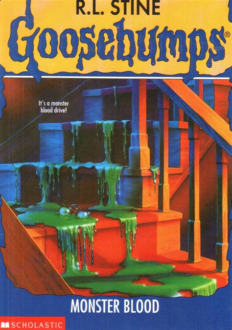 pictures of goosebumps books goosebumps 3 blood