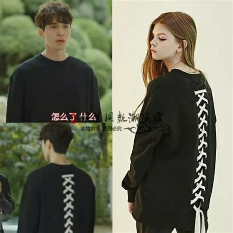 kdrama goblin grim reaper dong wook clothes k wave on carousell