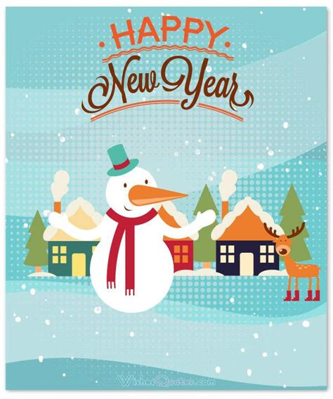 cute happy  year greeting cards  wishesquotes