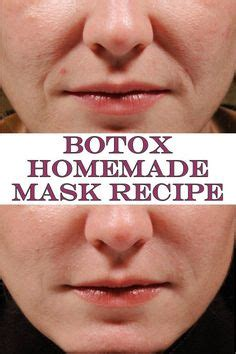 Masker Botox how to wear makeup on skin and not look