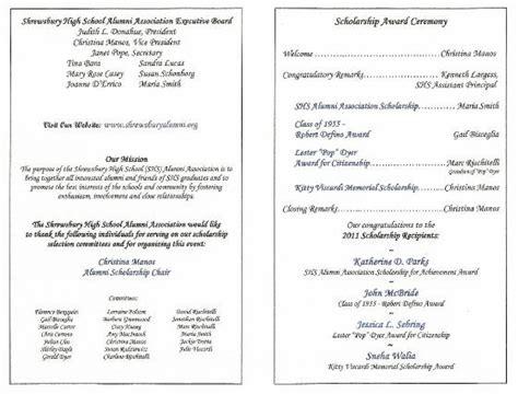 award ceremony program bing images