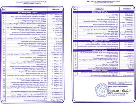 Kalender 2018 Uitm Kalender Akademik Related Keywords Kalender Akademik