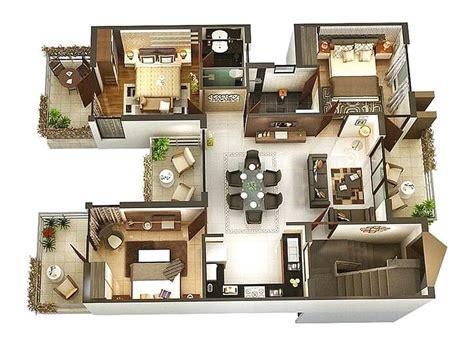 denah layout spa 71 gambar denah rumah minimalis sederhana 3d terbaru