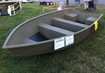 do crestliner boats have wood floors aluminum boat