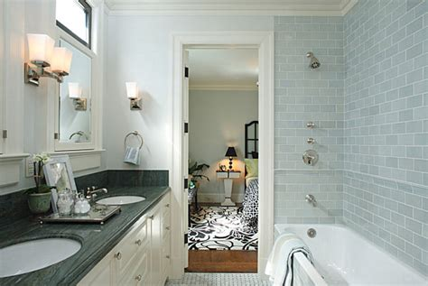 modern subway tile bathroom design ideas for the modern townhouse2014 interior design
