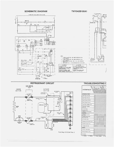 trane xl15i wiring diagram wiring diagram with description
