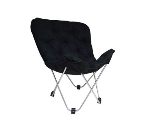 Lounge Chairs For Dorms by Lounge Chairs Oversized Butterfly Chair Black