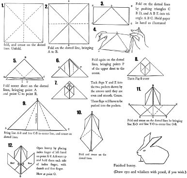 Origami Lesson Plans - study how to make origami 2016