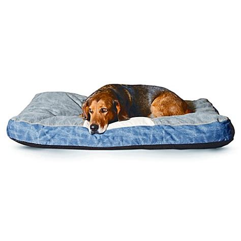 bed bath and beyond dog bed k h genuine logo classic pet bed bed bath beyond