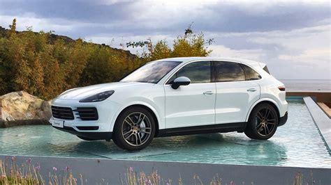 2019 Porsche Cayenne by 2019 Porsche Cayenne Drive Review