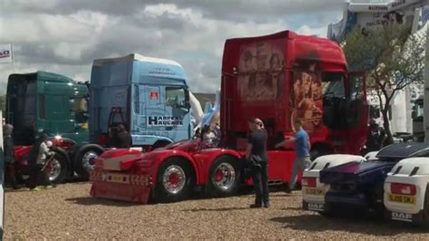 truck shows uk daf trucks uk peterborough truckfest event 2015
