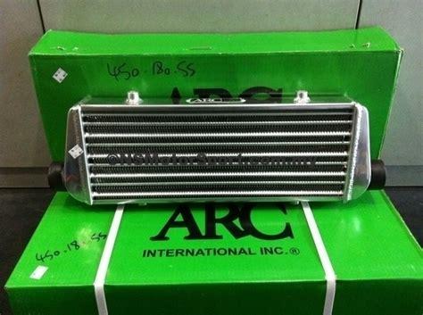 Lu Led Taman 450x180x55 arc intercooler alluminium p0145 ns motorsport