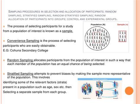 design effect for stratified random sling research methods in psychology