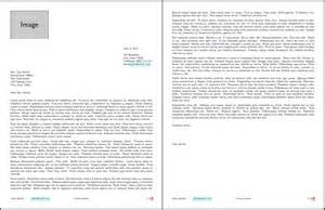 Business Letters Second Page Heading Header And Footer In All Pages Of Letter Class Newlfm