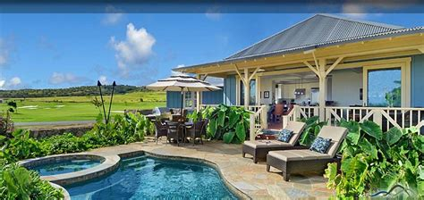 Kauai Cottage Rentals by New Kauai Cottage With Pool Poipu Rental At