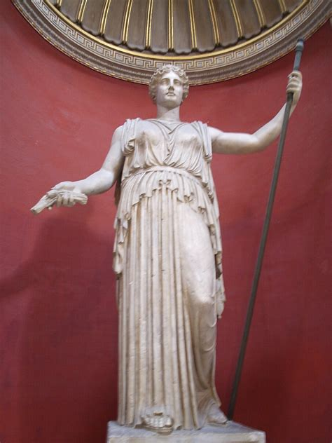 demeter greek goddess statue ceres mythologie wikiwand