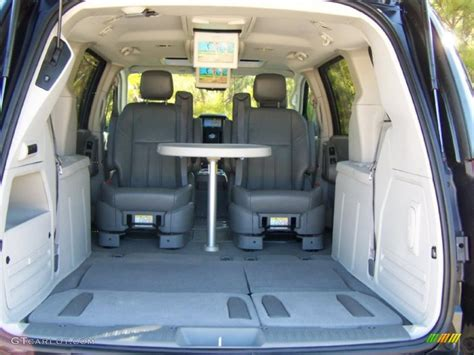 Town And Country Interior by 2008 Chrysler Town Country Touring Interior Photo