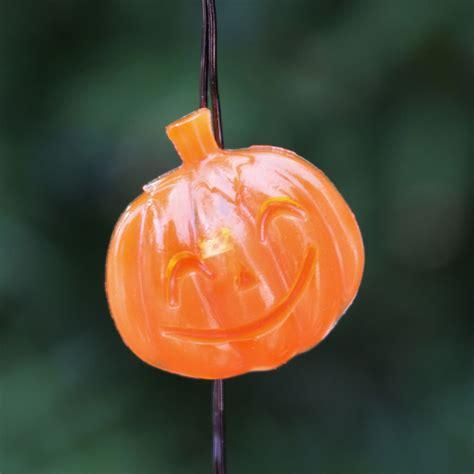 Led Halloween Pumpkin Battery Operated Mini String Lights Pumpkin Lights