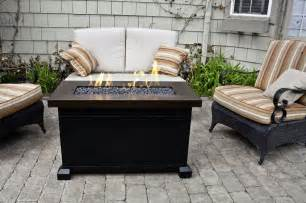 Propane Outdoor Firepit Portable Pit Home Decorator Shop