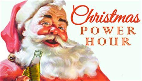 christmas power hour bsaa power hour hq