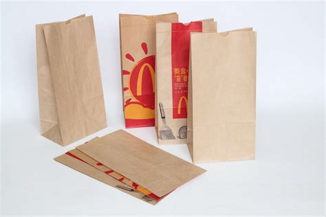 How To Make Paper Carry Bags - china 8 brown carry out paper bag china paper bag