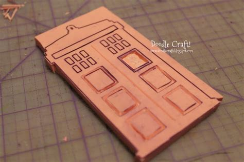 make own rubber st doodles by noodles diy doctor who sts