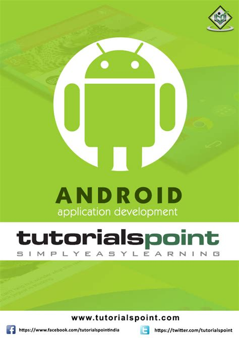 android tutorial in pdf android tutorial in pdf