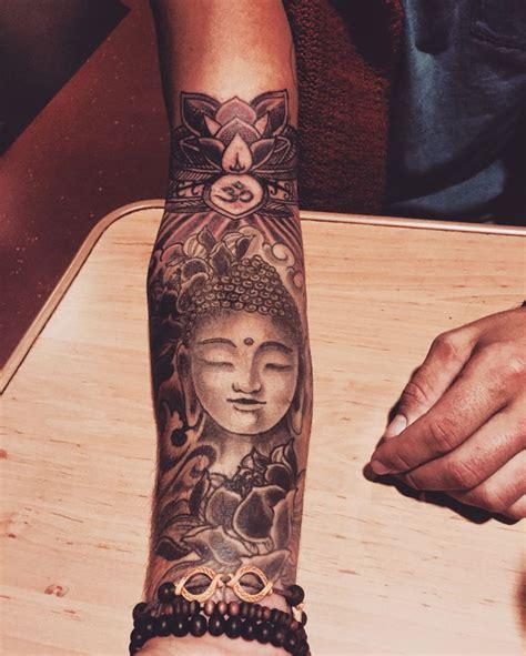 buddhist sleeve tattoo designs collection of 25 buddha arm